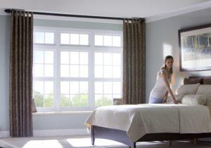 Side Panel Window Treatments