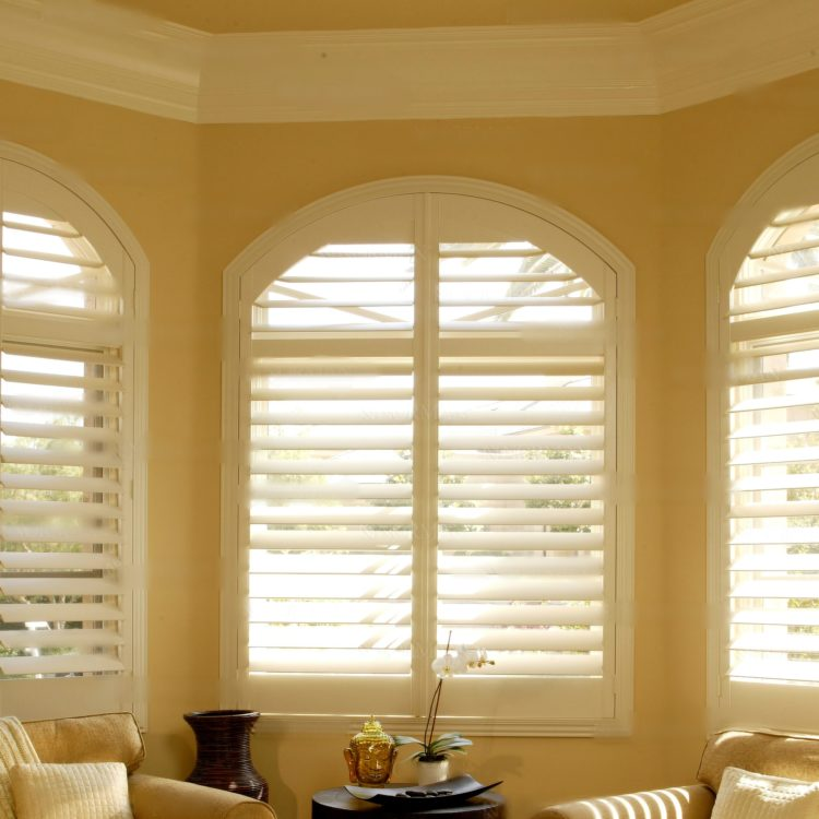 Specialty Shape Shutters